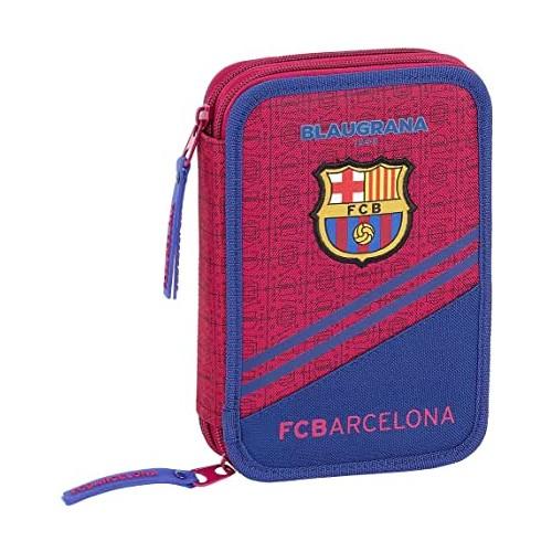 Astuccio F.C Barcellona Ufficiale, completo per la scuola