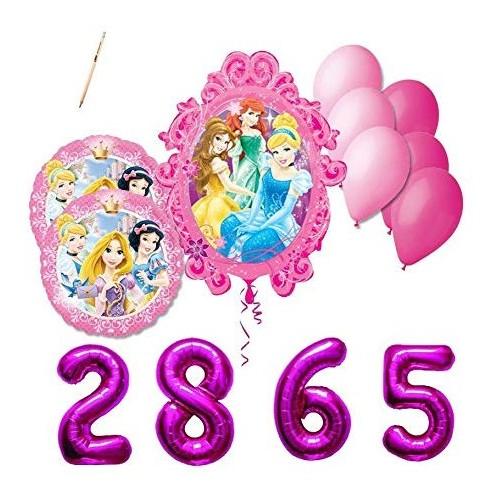 Bouquet palloncini Principesse Disney