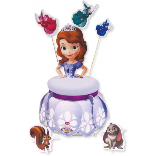 Alzata per torta Principessa Sofia