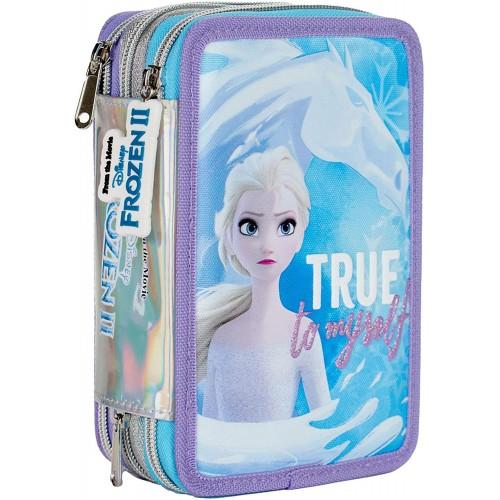 Astuccio Elsa Frozen 2 - Il segreto di Arendelle, Disney Original