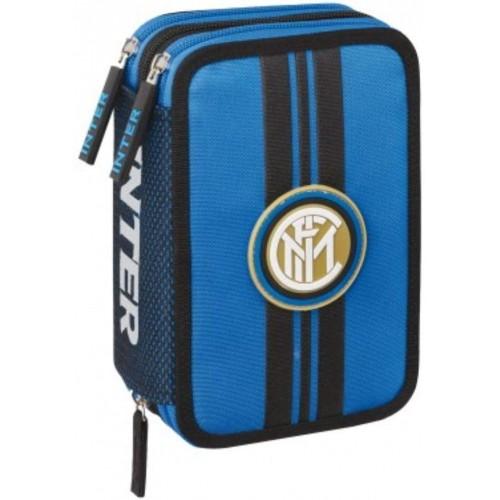 Astuccio 3 zip F.C Inter - Milano - 2020/2021