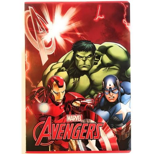 Quaderno Avengers - Marvel