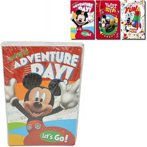 3 Quaderni maxi Topolino - Mickey Mouse - Disney, Rigo A