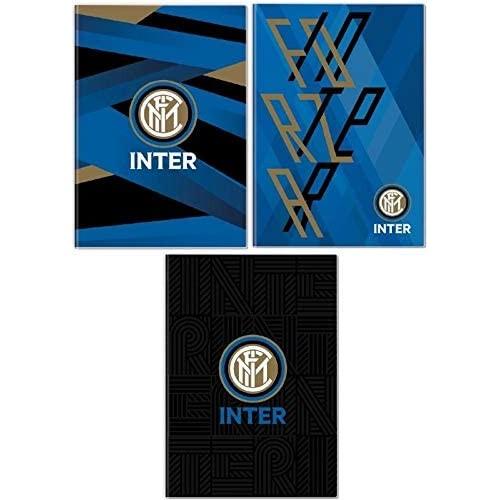 6 Quaderni FC Inter,  Righe 1R Senza Margine