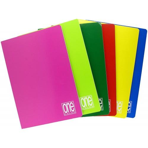 10 Quaderni Blasetti a quadretti - One Color