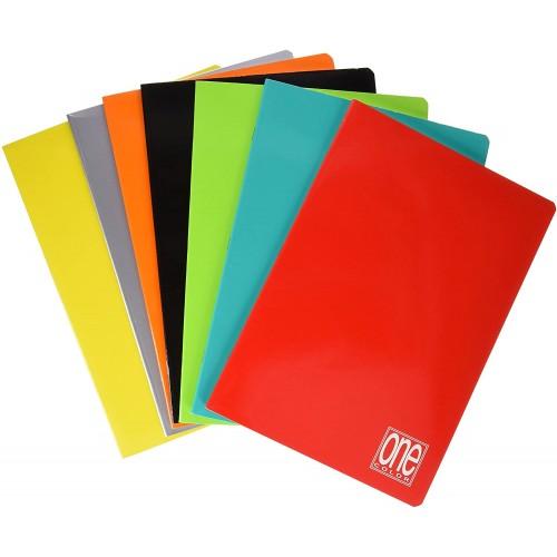 Set da 10 quadernoni Blasetti multicolor, A4, Rigatura 1