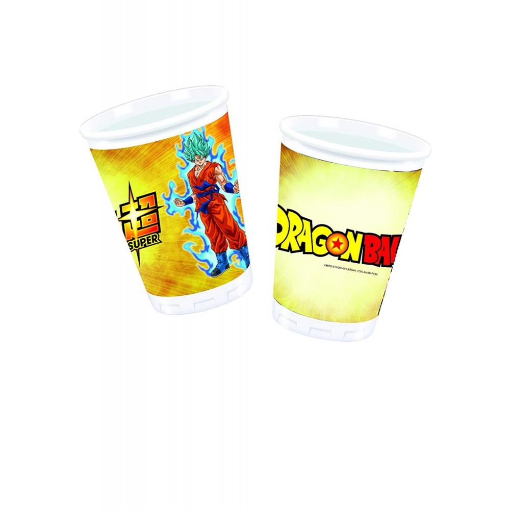 Bicchieri Dragon Ball Super