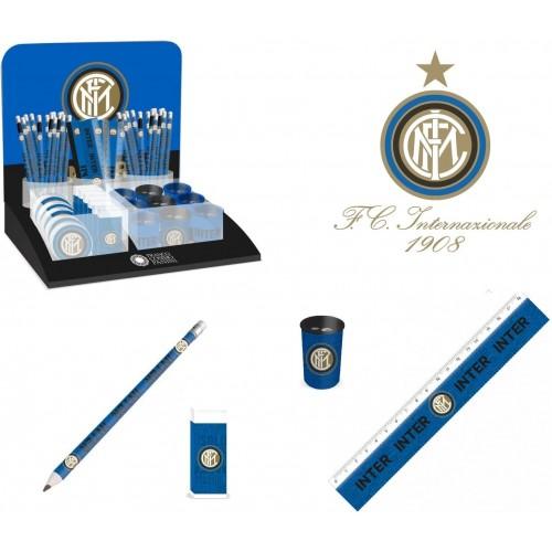 Set scuola F.C Inter, articoli cancelleria Originali