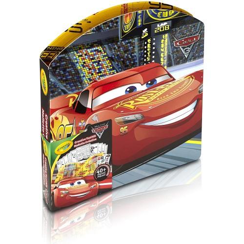 Valigetta Creativa Disney Cars 3 - Crayola, disegna e colora