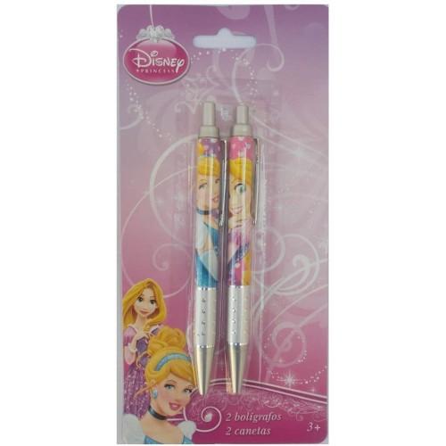 2 Penne Principesse Disney, idea regalo