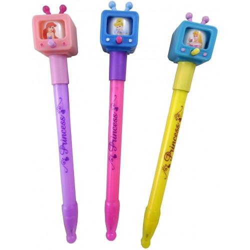 6 penne Disney Princess TV, idea regalo