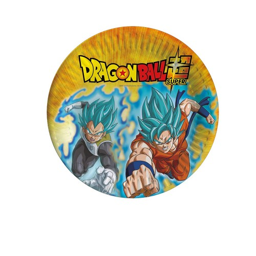 Piatti Dragon Ball Super