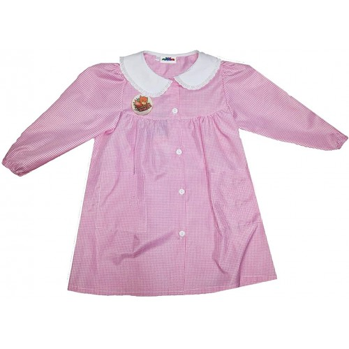 Grembiule rosa Gufetta - PJ Masks, per bambina, scuola elementare