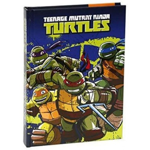 Diario scuola Ninja Turtles, Tartarughe Ninja
