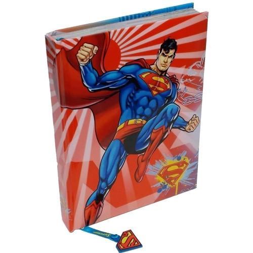 Diario Superman per la scuola