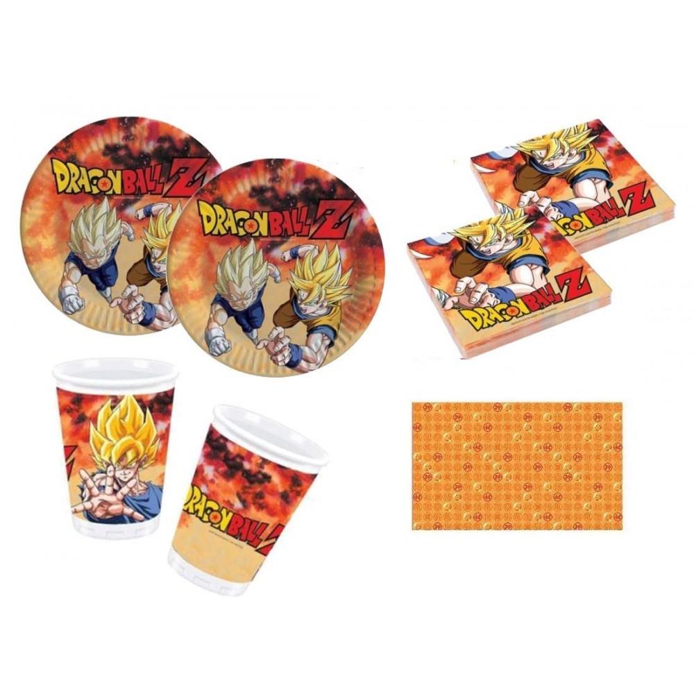 Kit 24 persone Dragon Ball