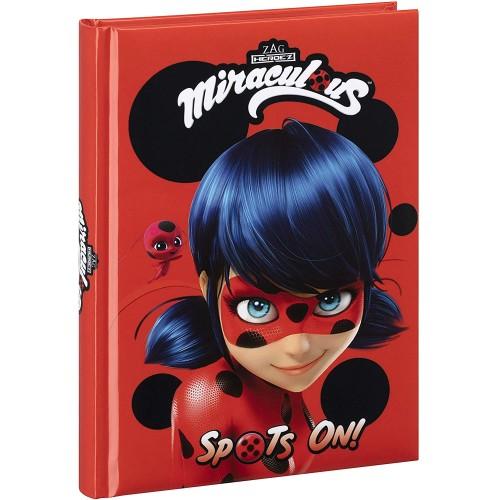 Diario scuola LadyBug - Miracolous - 2020 / 2021