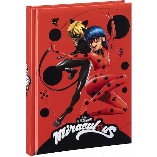 Diario Agenda scuola LadyBug - Miracolous