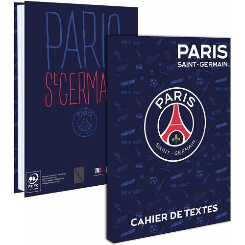 Diario scuola Paris Saint Germain, 100% Ufficiale
