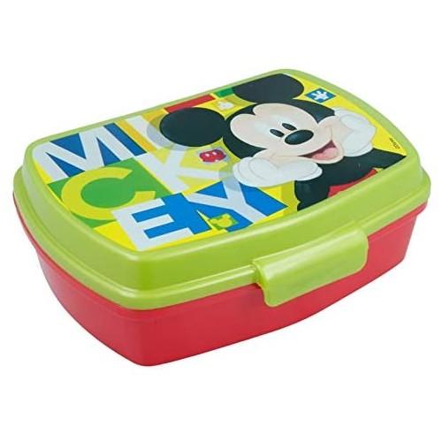 Portamerenda Mickey Mause  - Disney, per alimenti