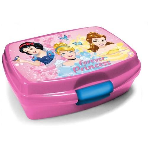 Portamerenda Principesse Disney (LunchBox) in PVC