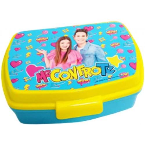 Portamerenda Me contro te - lunch box