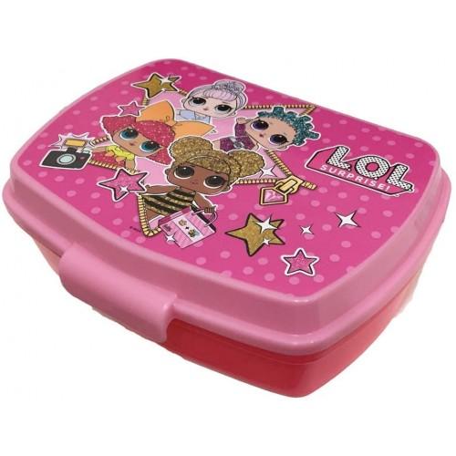 Portamerenda LOL Surprise - Giochi Preziosi - LunchBox Porta Pranzo