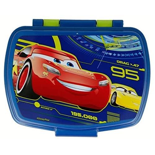 Portamerenda Cars 3 - Disney