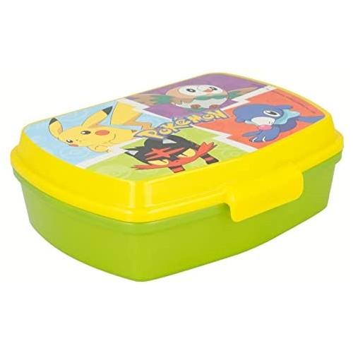 Portamerenda Pokemon, contenitore in PVC per la scuola