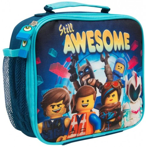 Portamerenda Lego Movie 2, borsa termica - Lego