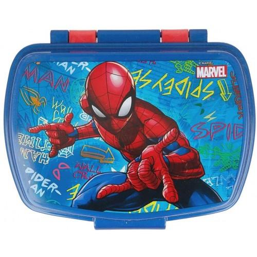 Portamerenda Spiderman - Marvel, lunchbox contenitore in PVC