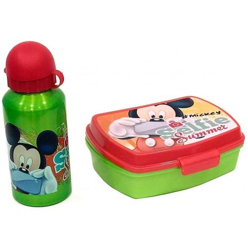 Set Pranzo Disney Topolino, confezione regalo