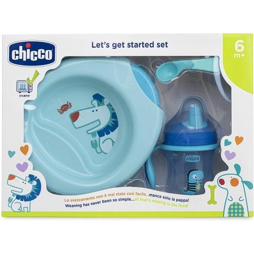 Set Pappa Chicco, 6 mesi +, confezione regalo