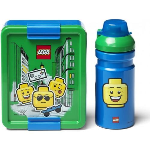 Set da Pranzo Lego, Lunch set per la scuola