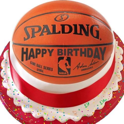 Cialda rotonda basket NBA