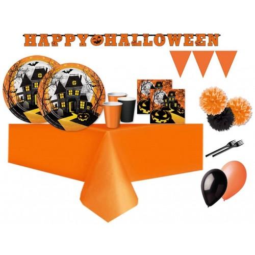 Kit per 16 persone Collina Infestata festa Halloween