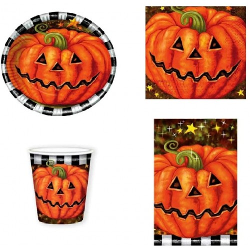Kit per 10 persone Halloween Party