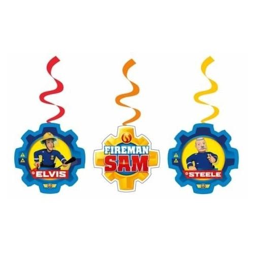 Festone pendente Sam Il Pompiere