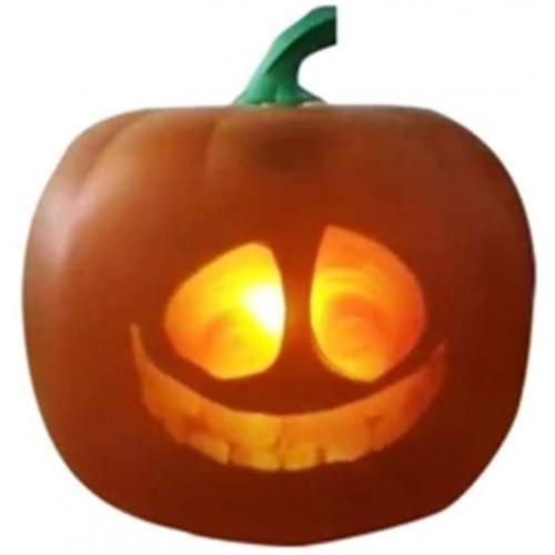 Lampada a forma di zucca di Halloween a Led