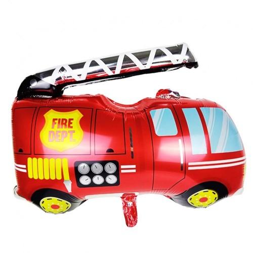 Palloncino camion Sam Il Pompiere