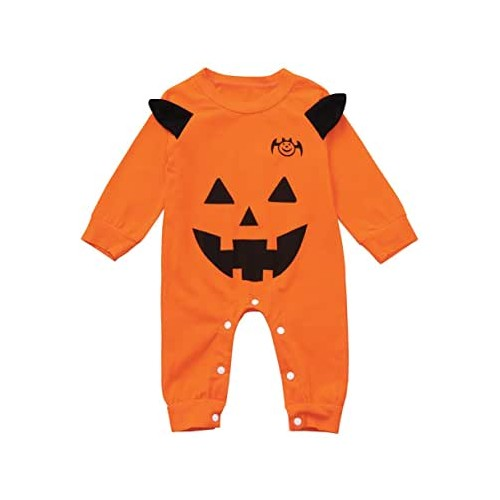 Costume Halloween zucca fantasma, per bambini
