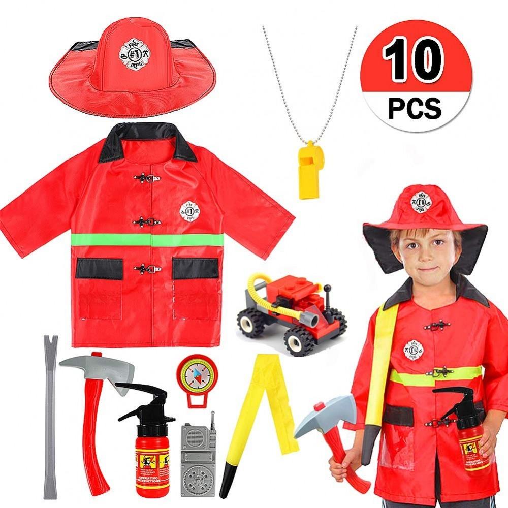 Costume pompiere per bambini