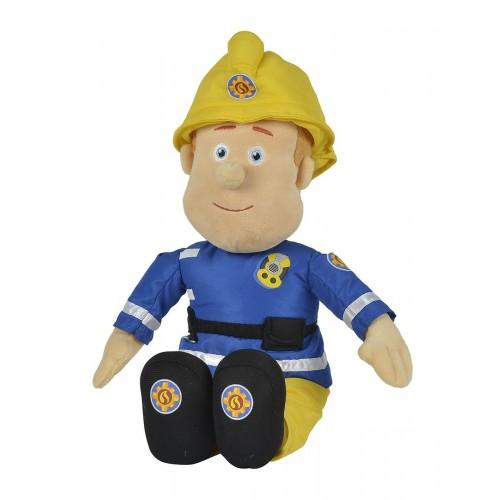 Peluche Sam Il Pompiere