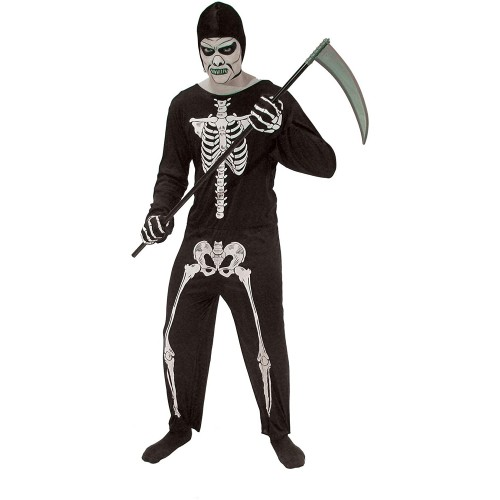 Costume da Scheletro di halloween per adulti