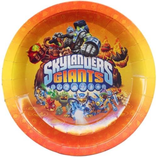 8piatti Skylanders Giants