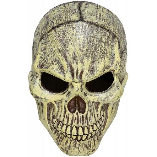 Maschera teschio per ragazzo, terrificante e spaventosa