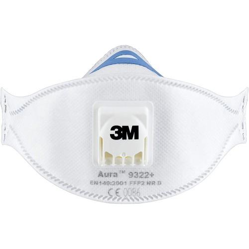 Confezione 10 mascherine FFP2 - 3M