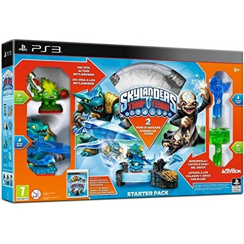 Skylanders Trap Team Starter Pack, idea regalo