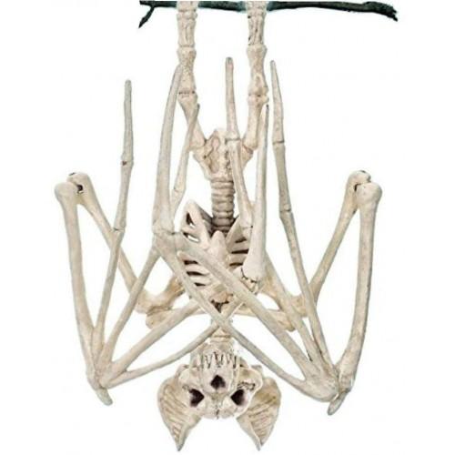 Scheletro di Pipistrello per Halloween, realistico e orribile