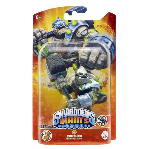 Modellino Skylanders Giants: Crushwer da 12 cm